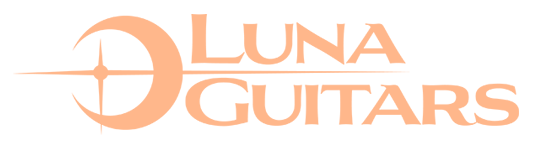 Luna Guitars logo