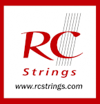 RC Strings logo